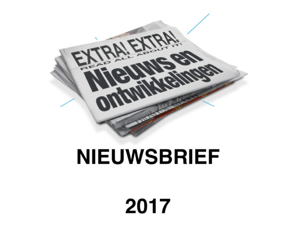 Nieuwsbrief 2017